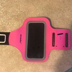 Marika armband phone case